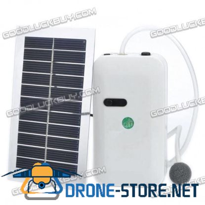 1W Portable Solar Oxygenator For Sish Pond