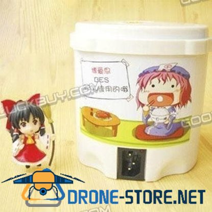 Anime Touhou Project Office Star Mini Electric Cooker Lunch Box