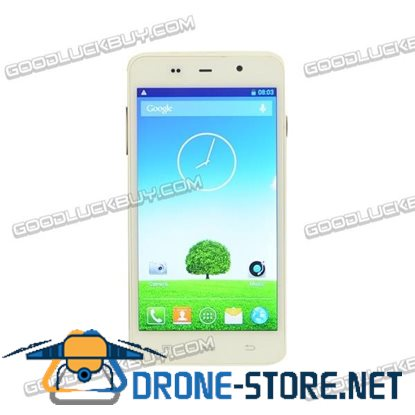 ThL W200 Smartphone MTK6589T 1.5GHz Android 4.2 8G 5.0 Inch HD IPS Screen White