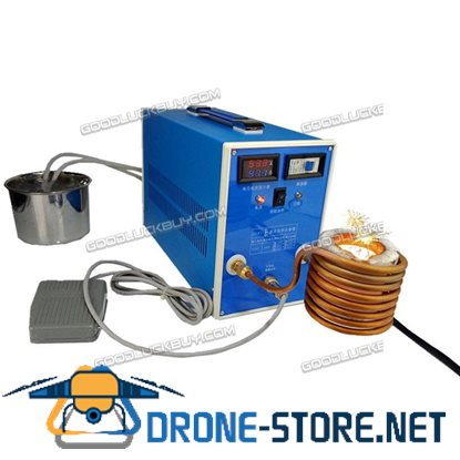 ZDBT-4 High-frequency Induction Heating Machine Silver Gold Melting Furnace