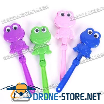 Hand Clapper Clap Noise Maker Baby Kid Party Favors (4-Pack)