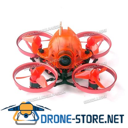 Happymodel Snapper 6 Brushless Whoop Racer Drone BNF w/ Frsky Receiver & One Battery