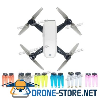 1 Pairs 4730F Propeller Quick-release Foldable Blades for DJI SPARK