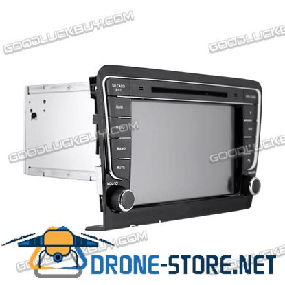 8 inch HD Monitor Car GPS Navigation DVD Player RDS for Volkswagen Car
