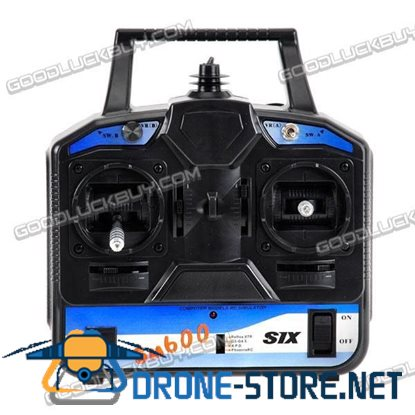 6 CH RC Helicopter Flight Simulator 3D SM600 (Model 1)
