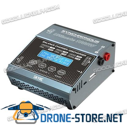 SkyRC Ultimate 1000W 40A 1-8S LiPo NiCd/NiMH Battery Balance Charger Discharger