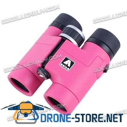 ASIKA C1 HD 8x32 Binoculars Night Version-Pink