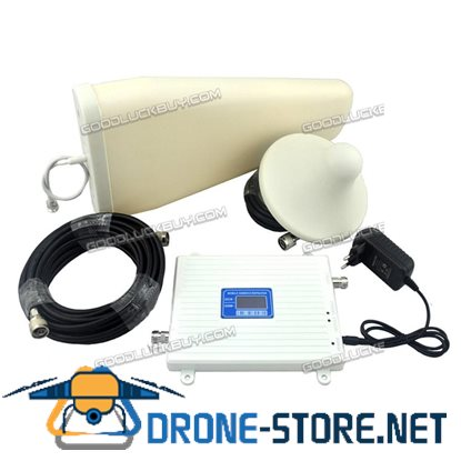 900/2100mhz 3G W-CDMA GSM Mobile Phone Signal Booster