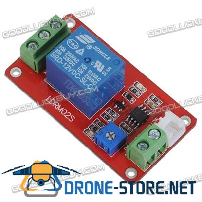 1 Single-channel Thermal Relay Control Sensor Module Temperature Switch 5V 12V