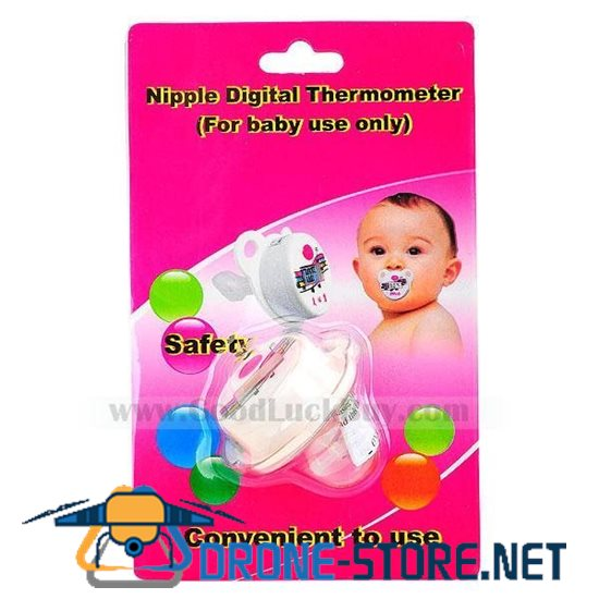 Pacifier Thermometer for Baby