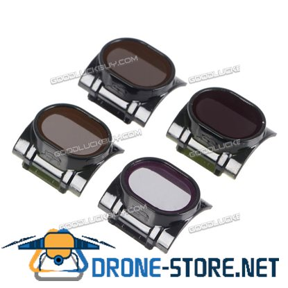 4pcs Gimbal Camera HD Lens Filter For DJI SPARK Drone ND4/ND8/ND16/ND32