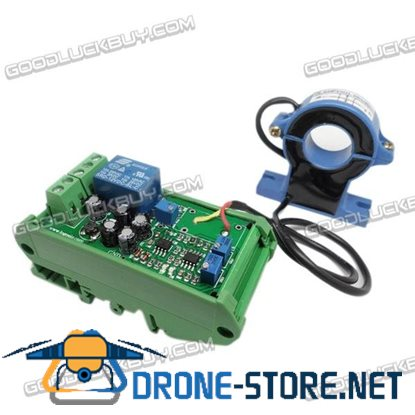 0-100A AC Current Sensor Module Current Detect Module with Shell
