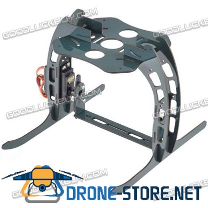 FlyingRobot X550 Pan/Tilt Platform Aerial Photo PTZ Camera Frame Kit for MultiCopter