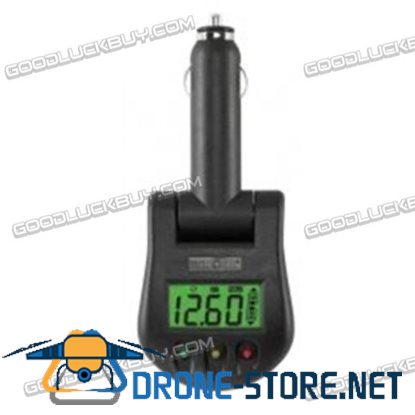 Mini 3721 Battery and Charging System Monitor Car Battery Tester