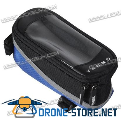 1 Component Expandable GIANT Bicycle Bag Bike Pouch With Clamp