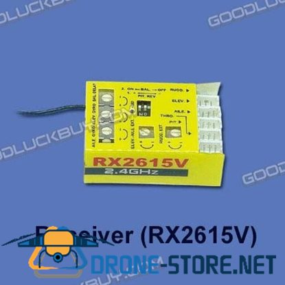 Walkera V120D05 Parts HM-V120D05-Z-26 Receiver(Rx2615V)
