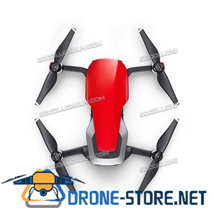 Foldable DJI Mavic Air Drone 4K 100Mbps 3-Axis RC Quadcopter Red
