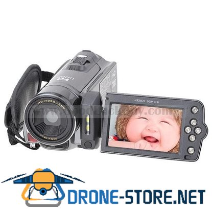 "2.7"" LCD 8.0 MP Digital Video Camcorder Camera 4X DV HDMI"