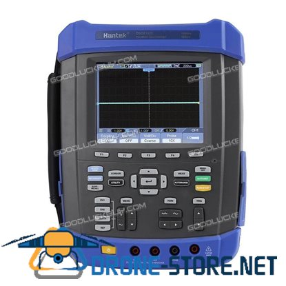 "5.6"" HANTEK DSO8102E Handheld Digital Oscilloscope Kit Large LCD 100MHz"