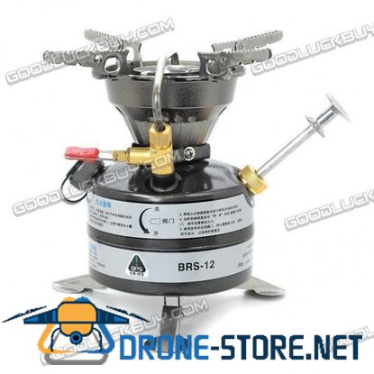 BRS-12 Copper alloy stainless steel Field Gasoline Stove 450ml