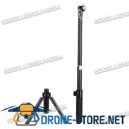 94cm Extension Stick Rod with Tripod for DJI OSMO Handheld Gimbal
