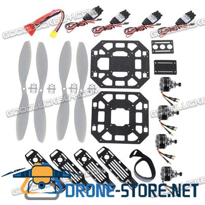XAircraft Frame X650 Pro Upgrade Kit Power Units Included