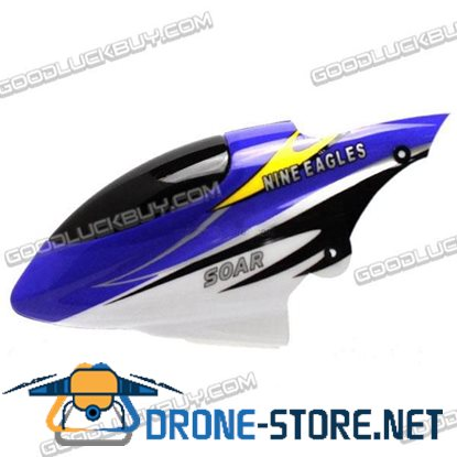 Nine Eagles 260A Parts NE4260031 Canopy (Solo Blue)