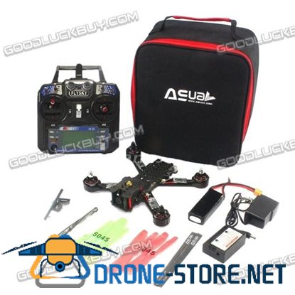 RS220 4-Axis 220mm Quadcopter Drone with Propeller CC3D Flight Controller+Remote Controller RTF