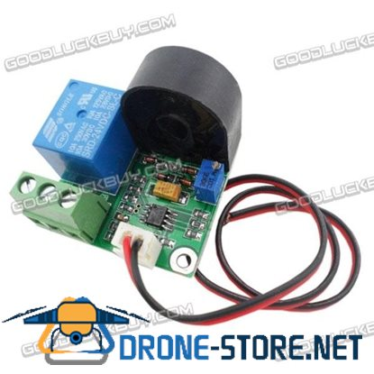 0-20A AC Current Detection Module Current Sensor Module Switching Value Output