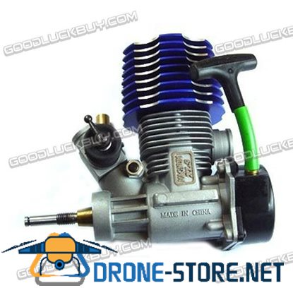 ASP 25CX 2-Stroke Engine for RC Cars W/pull Starter
