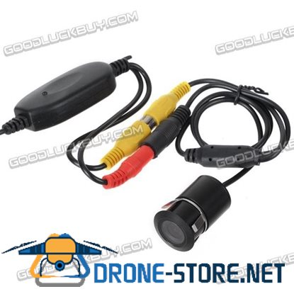 2.4G GPS Wireless Car Rearview Reversing Parking Backup Color Camera 170 Deg (WX2537BS)