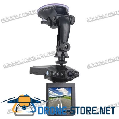 """Portable Car DVR Vehicle Camera Video Recorder with 2.5"""" TFT LCD Screen"""
