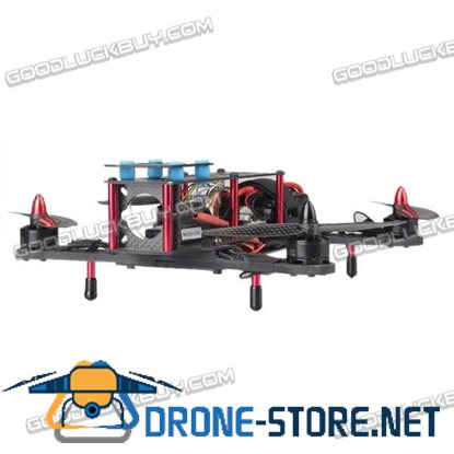 RC250 250mm 4-Axis Carbon Fiber Quadcopter RTF Kit with Remote Controller Motor ESC Battery for FPV