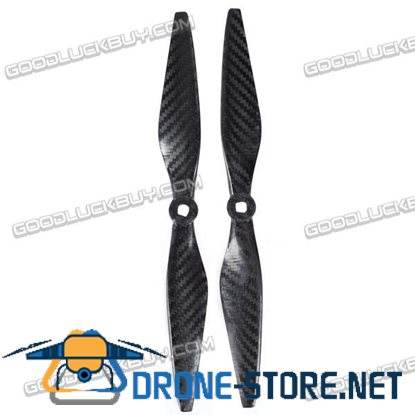 10*5.0 1050 Carbon Fiber Props Propeller CW/CCW Special for DJI Motors
