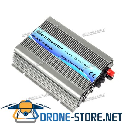 600W Grid Tie Inverter DC22V-60V to AC110V for 60/72cells Panel SolarEpic Power
