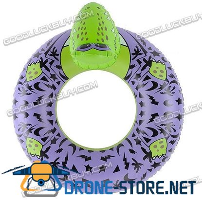 Animal Inflatable Swim Ring Inflate Swimming Tube Pool Floats 26""