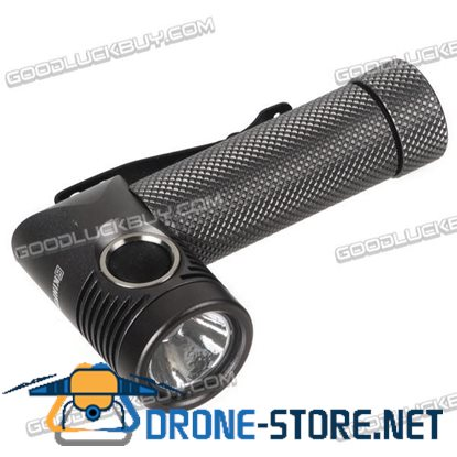KinFire K7-T6 3 Mode Cree XM-L T6 LED Flashlight 800lm 8.0cm Length T-Shape