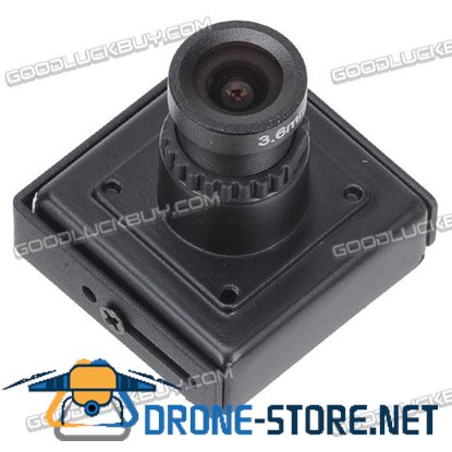 1/3'' Sony HQ1 Super HAD CCD Camera Lens Module Set 600TVL Support OSD for FPV