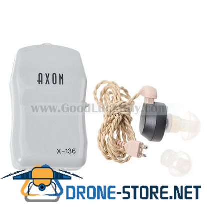 Axon Pocket Hearing Aid Superpowerful Stable X-136