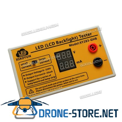 0-320V Output LED Tester LED Strip Test Tool with Current and Voltage Display