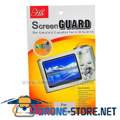 Screen Protector for 4.3-inch Digital Camera LCD