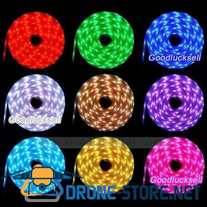 10M Waterproof RGB Flexible LED Strip+Power +Controller