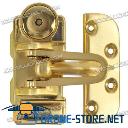 Door Lock Security Lock Family Security Protection Gold