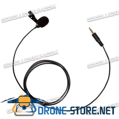 BOYA BY-LM10 Omnidirectional Audio/Video Recording Lavalier Microphone for iPhone Sumsang