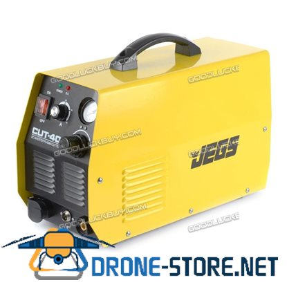 JEGS CUT40 40AMP Portable Air PLASMA CUTTER Electric Inverter Digital Cutting Machine