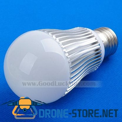 220V E27 LED Warm White Light Spotlight Lamp Bulb 6x1W