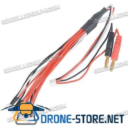 1 to 6 3Pin XH Port 2S Parallel Balance Charging Cable 30cm