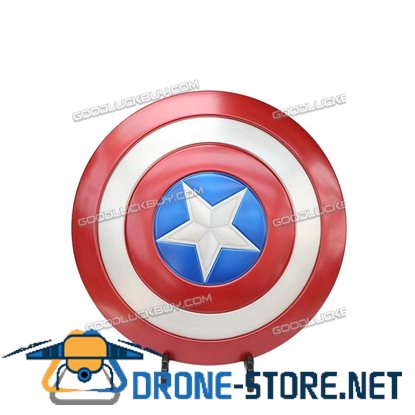 1:1 The Movie Color Avengers Captain America ABS Shield For Cosplay