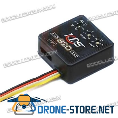 KDS 820 KDS820 Dual Rate & Head Lock AVCS Gyro For RC Helicopter 450 500 600