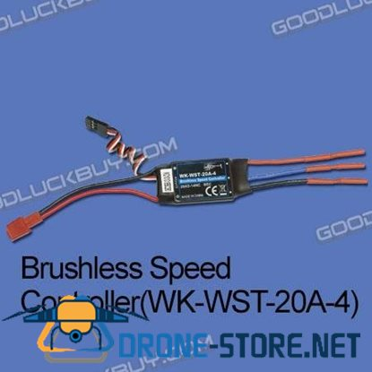 Walkera M200D01 Parts HM-4F180-Z-16 Brushless Speed Controller(Wk-Wst-20A-4)